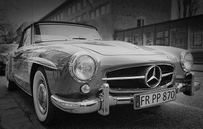 Assurance Mercedes